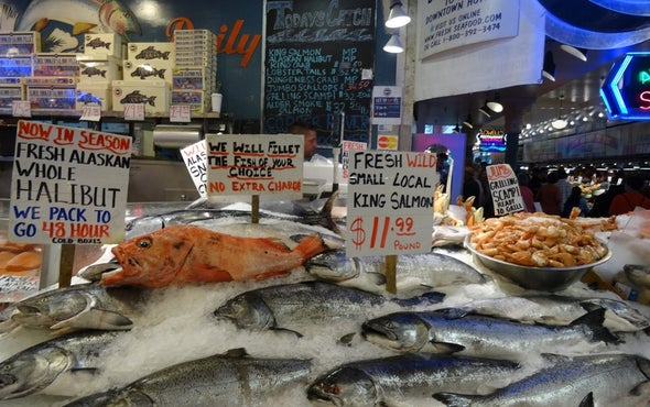 How a Tiny Portion of the World's Oceans Could Help Meet Global Seafood Demand