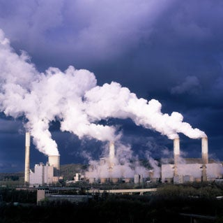 Carbon Dioxide Auction Launches U.S. Effort to Combat Climate Change