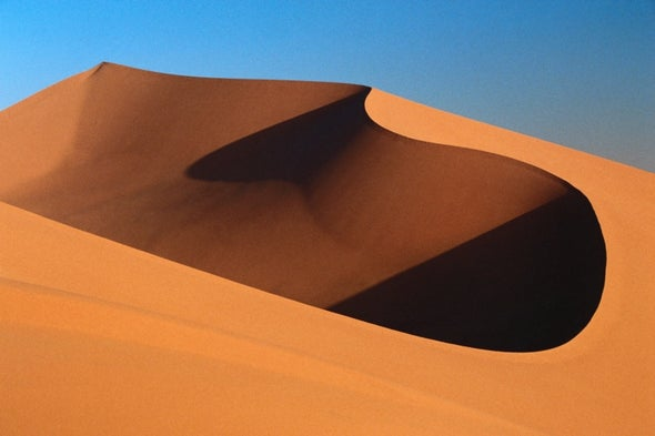 What Makes Sand Dunes Sing