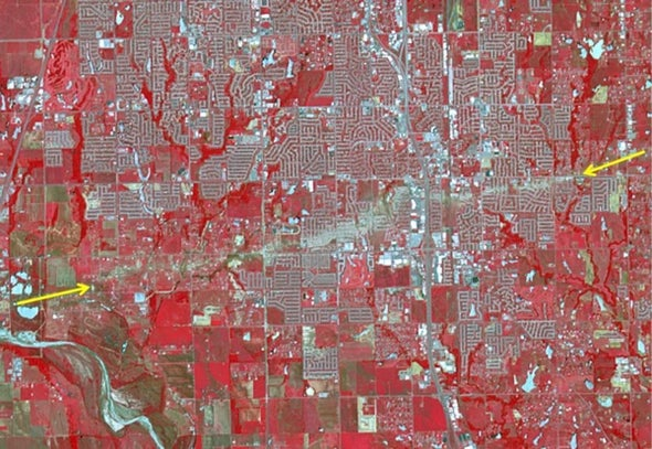 Satellite Image Tells Twisted Tale of the Deadly Oklahoma Tornado