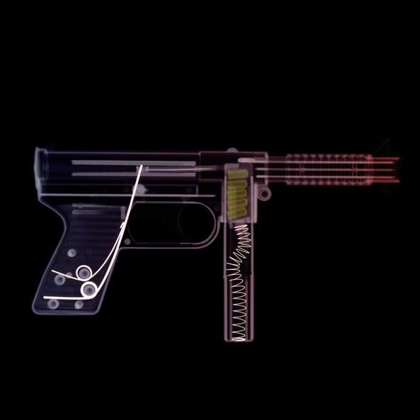 To See Gun Injury Drop, Hold an NRA Meeting