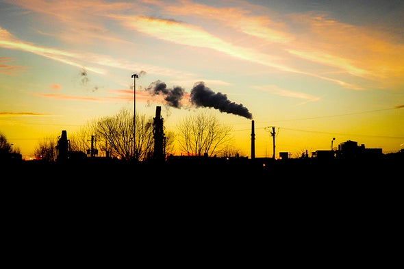 Global Carbon Emissions Level off Even as Economy Grows
