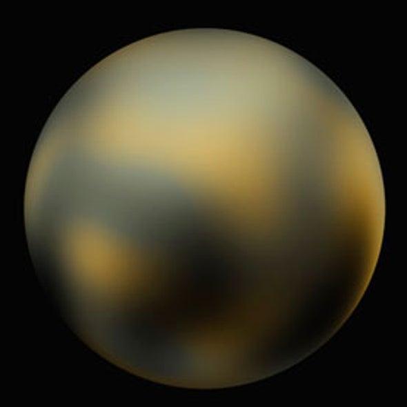 Air Apparent: Pluto's Eternal Atmosphere