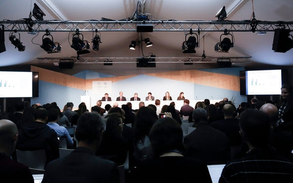 U.S. Promotes Fossil Fuels at Global Climate Meeting