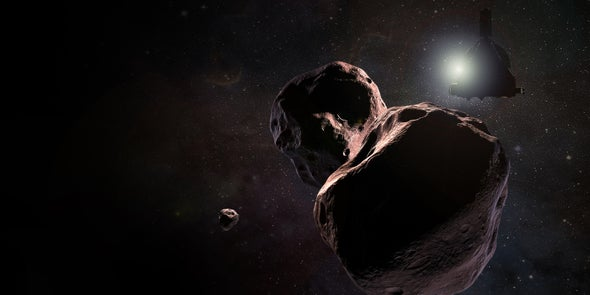 Newer Horizons: Scientists Pitch Pluto Probe as a Unique Deep-Space Telescope