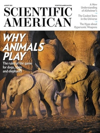 Scientific American Volume 325, Issue 2