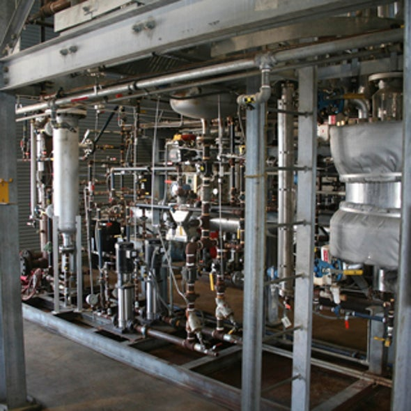 Flame Off!: Turning Natural Gas Pollution into Gasoline