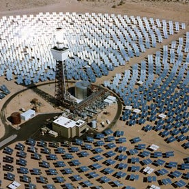 Can North Africa Light Up Europe with Solar Power?