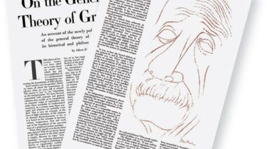 <em>Scientific American</em> Editorial and Einstein