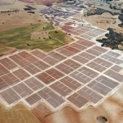6. World's Largest Photovoltaic Power Plant