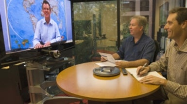 Can Videoconferencing Replace Travel?