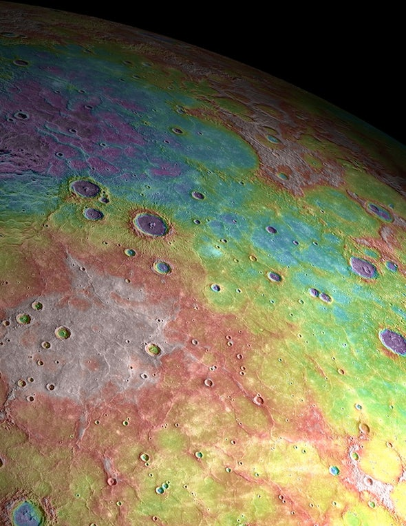 MESSENGER Spacecraft Resolves Some Mercury Mysteries and Creates New Ones