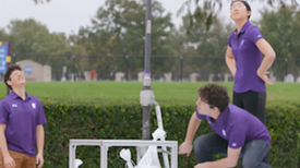 A Bubbling, Hissing, Fizzing Rocket Competition