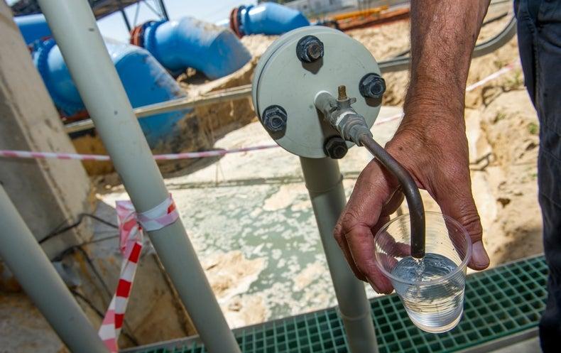 Desalination Breakthrough: Saving the Sea from Salt