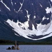 Global Warming Reverses Long-Term Arctic Cooling