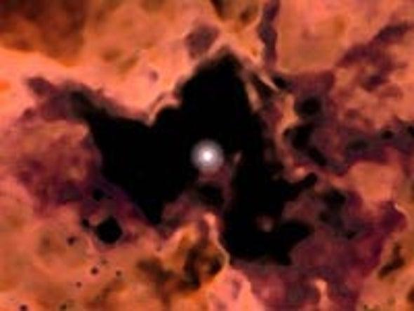 Our Galaxy's Next Supernova?