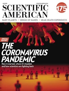 Scientific American Volume 322, Issue 6