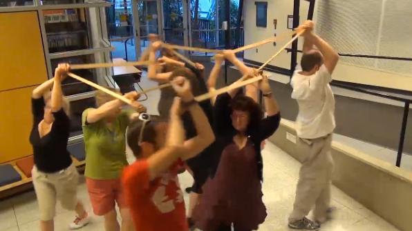 Mathematical Impressions: Long Sword Dancing [Video]