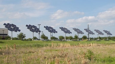 Gas-Happy Texas Goes Solar