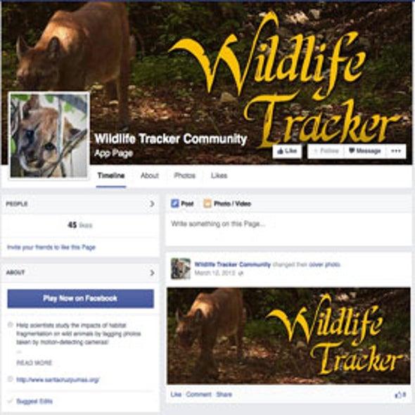 Wildlife Tracker