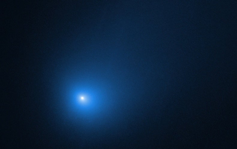 COVID-19 Shutdown May Obscure Mysteries of Cracked Interstellar Comet