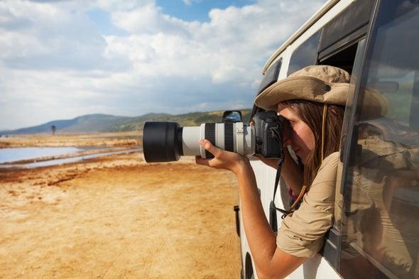 Tourist Photographs Help African Wildlife Census
