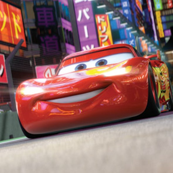 Light at the End of the Racetrack: How Pixar Explored the Physics of Light for <em>Cars 2</em>