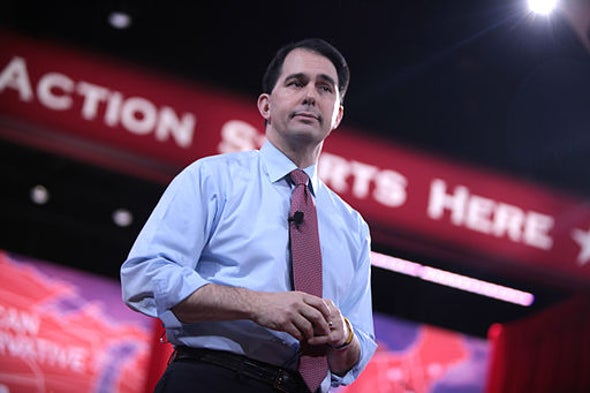 How Scott Walker Dismantled Wisconsin's Environmental Legacy