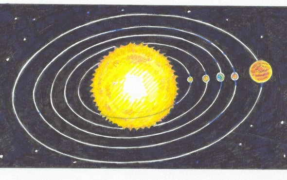 You Live in a Strange Solar System
