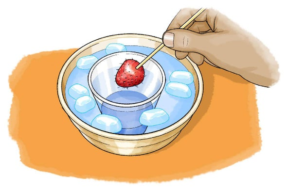 Freeze Your Fruit with Science! - Scientific American