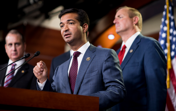 House Republican Is Proposing a $23 Carbon Tax