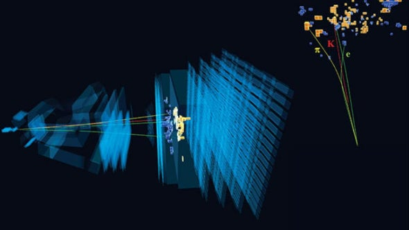 Unexplained Results Intrigue Physicists at World's Largest Particle Collider