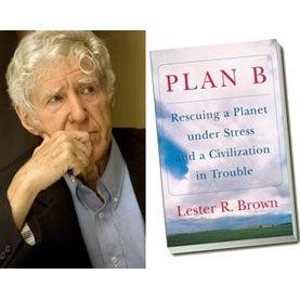Lester R. Brown, Plan B