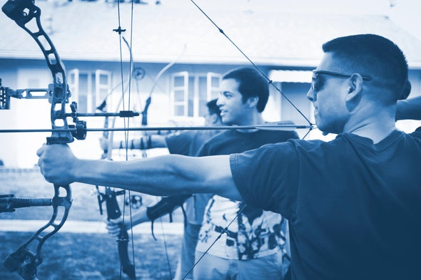 Compound Archery Shoots for Olympic Inclusion