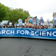 The March for Science is Back--Here's What to Expect