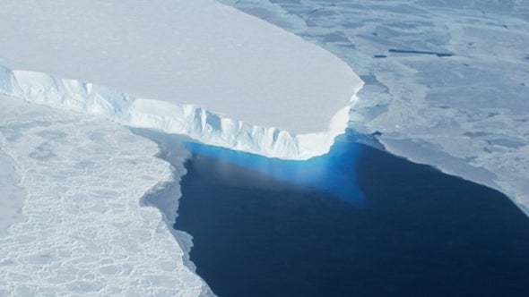 "Melt of Key Antarctic Glaciers ""Unstoppable"""