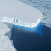 Melt of Key Antarctic Glaciers