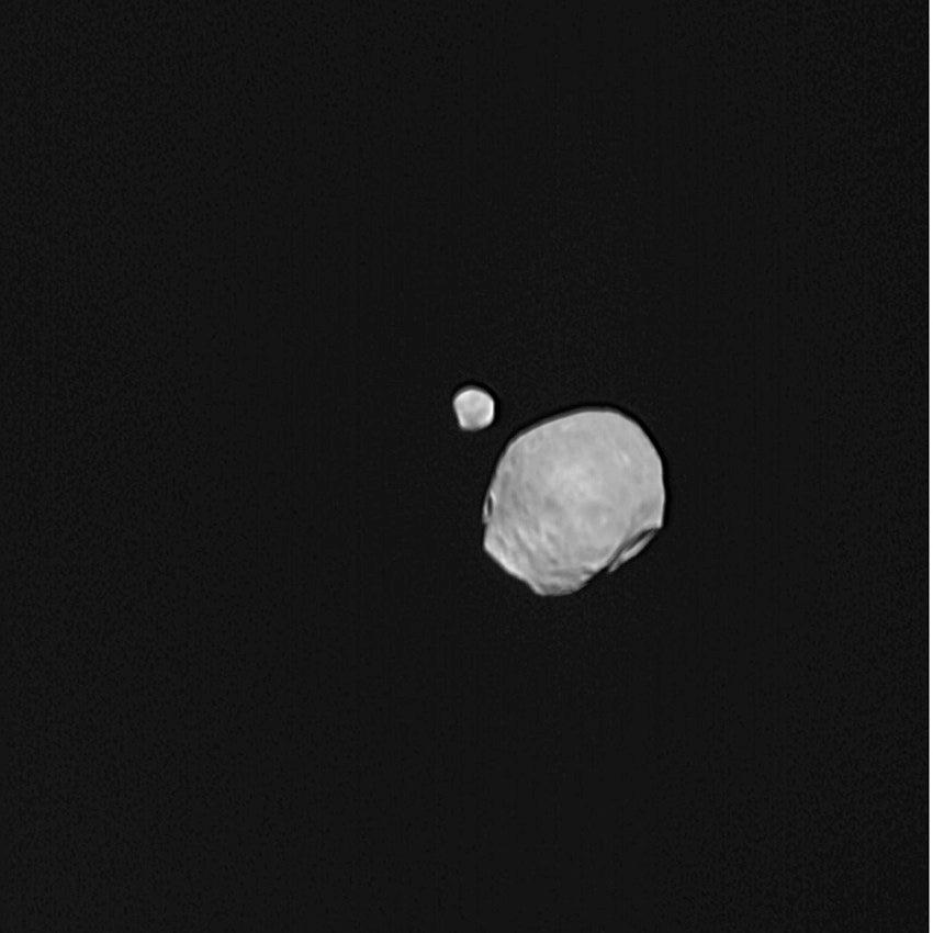 moons of mars both - photo #9