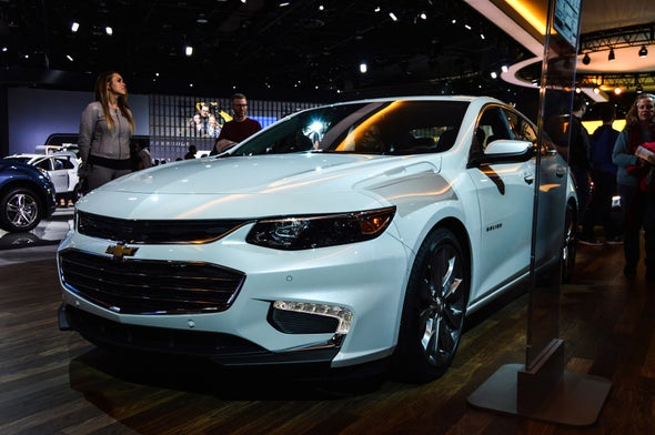 American Cars on Track to Double Fuel Efficiency