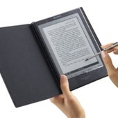 Sony's PRS-700 E-book Reader: