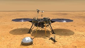 NASA's InSight Mars Lander Touches Down Next Week