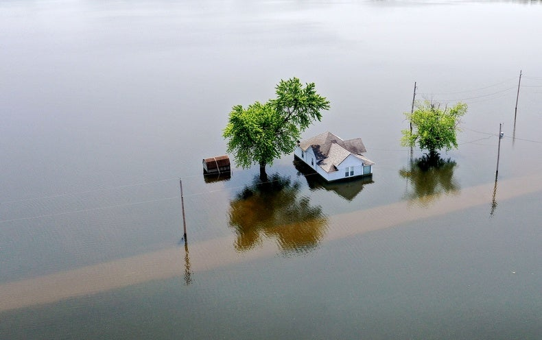 """Studies Sound Alarm on """"Badly Out-of-Date"""" FEMA Flood Maps"""