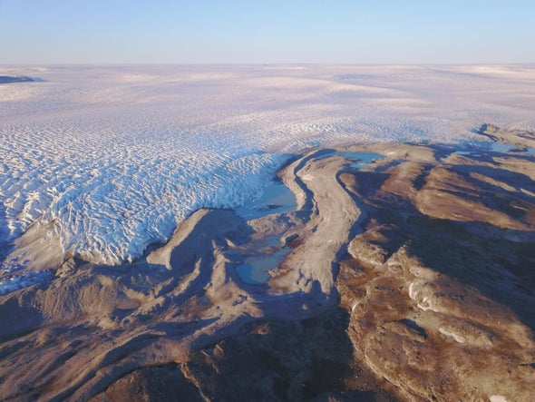 Greenland Is Melting Faster Than Any Time in Past 12,000 Years