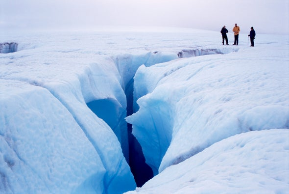 Abrupt Climate Shifts in the Past Offer Warning for Future
