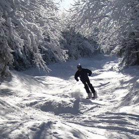 Warmer Winters Threaten Smaller Ski Areas