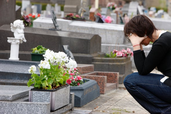 COVID Has Put the World at Risk of Prolonged Grief Disorder