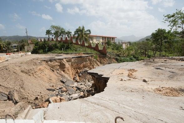 Hurricane Maria Prompts Rare Investigation into Building Damage