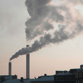 Global CO2 Emissions from Fossil-Fuel Burning Rise into High-Risk Zone