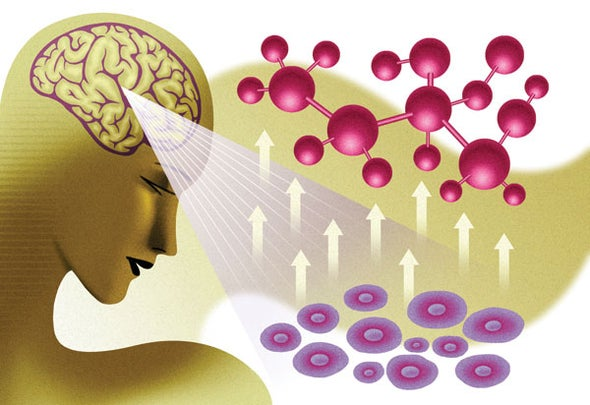 Thought-Controlled Genes Could Someday Help Us Heal