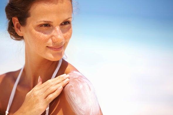 Plant Fibers Boost Sunscreen Performance